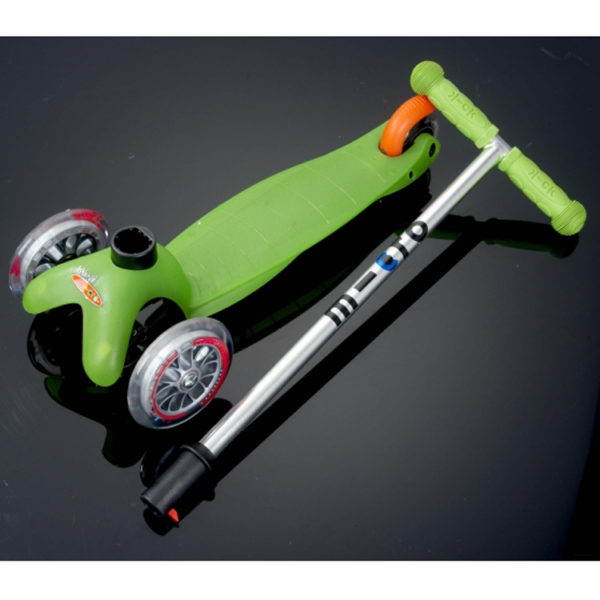 Mini Micro Scooter Green
