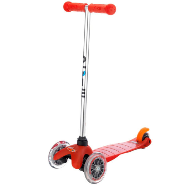 Mini Micro Scooter Red
