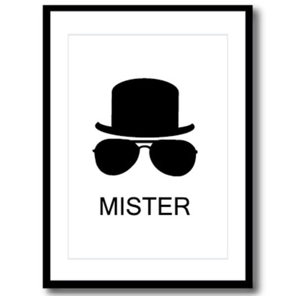 Art Print - Mister