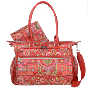 Spring Ovation Baby Bag Raspberry