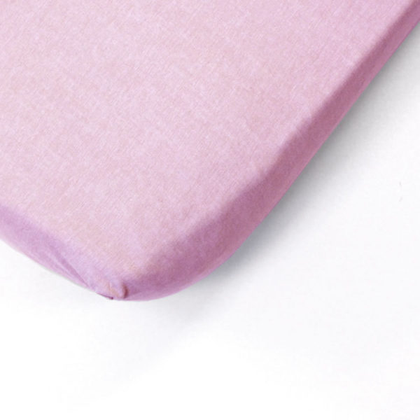 pink-cot-fitted-sheet