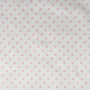 Pink Dot on White