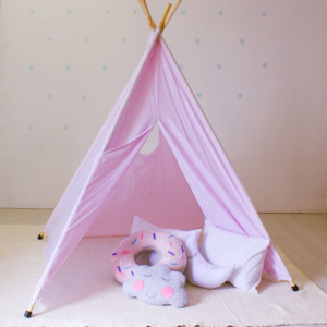Pink Point Teepee