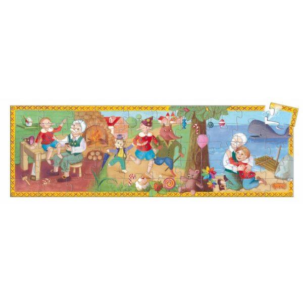 Pinocchio Puzzle Djeco