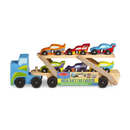 Race car carrier