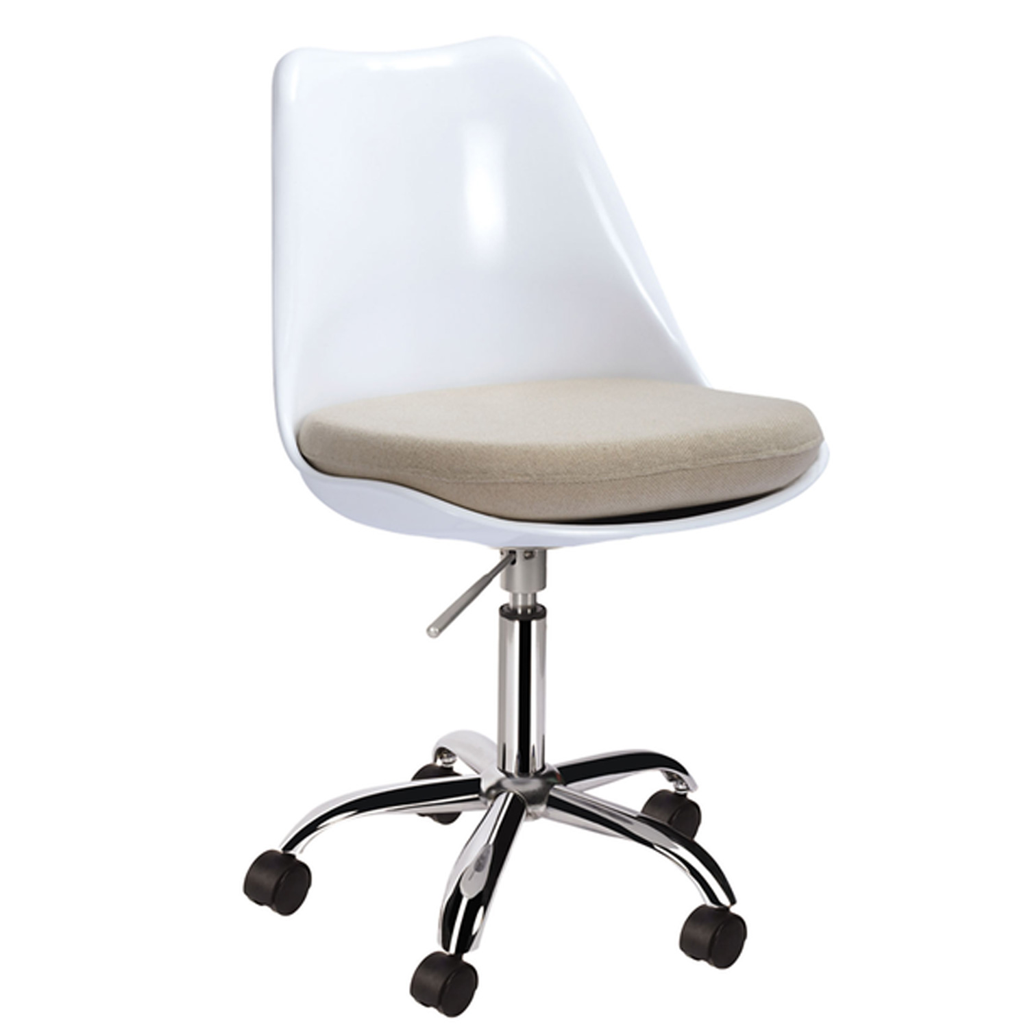 Tulip Chair Replica practical replica tulip office chair | clever little monkey
