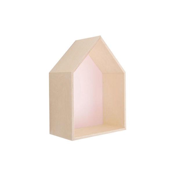 Shadow Box Pink Small