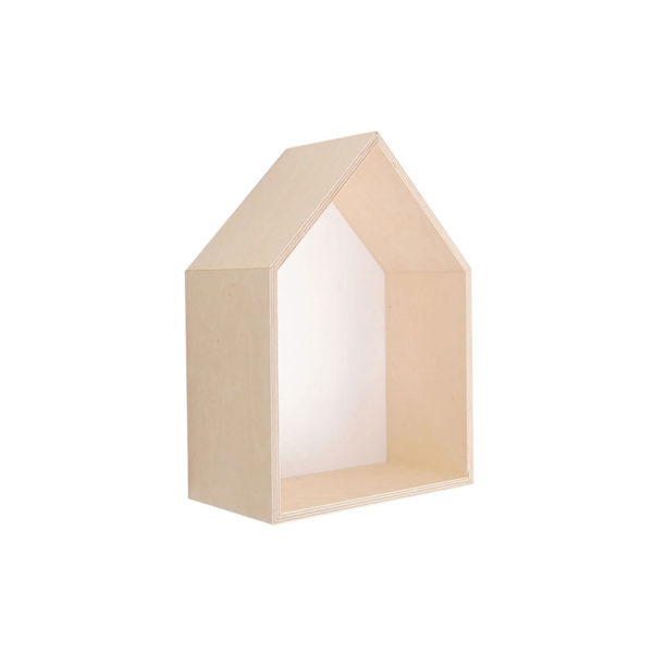 Shadow Box White Small