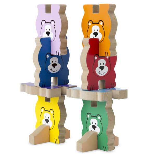 Stacking Chunky Puzzle Bears