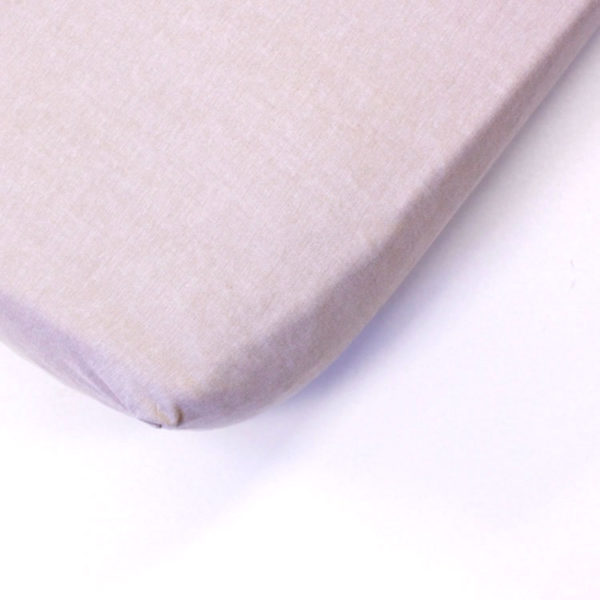 Stone Cot Fitted Sheet