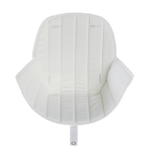White Ovo Seatpad