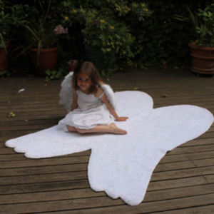 Silhouette Wings Rug - Lorena Canals