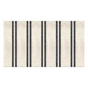 2 Colour Modern Stripe Rug