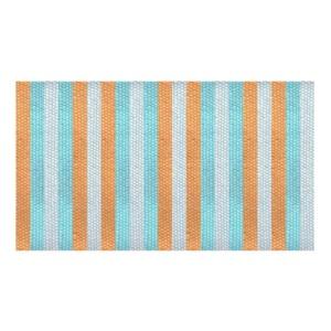 3 Colour Bengal Stripe Rug