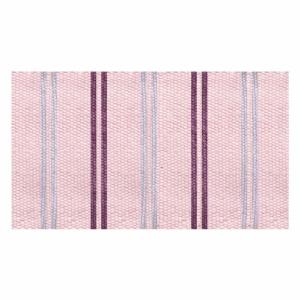 3 Colour Modern Stripe Rug