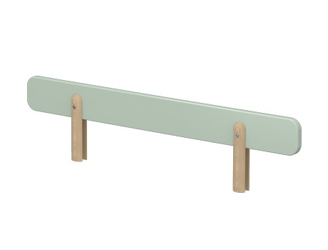 Play White Safety Rail