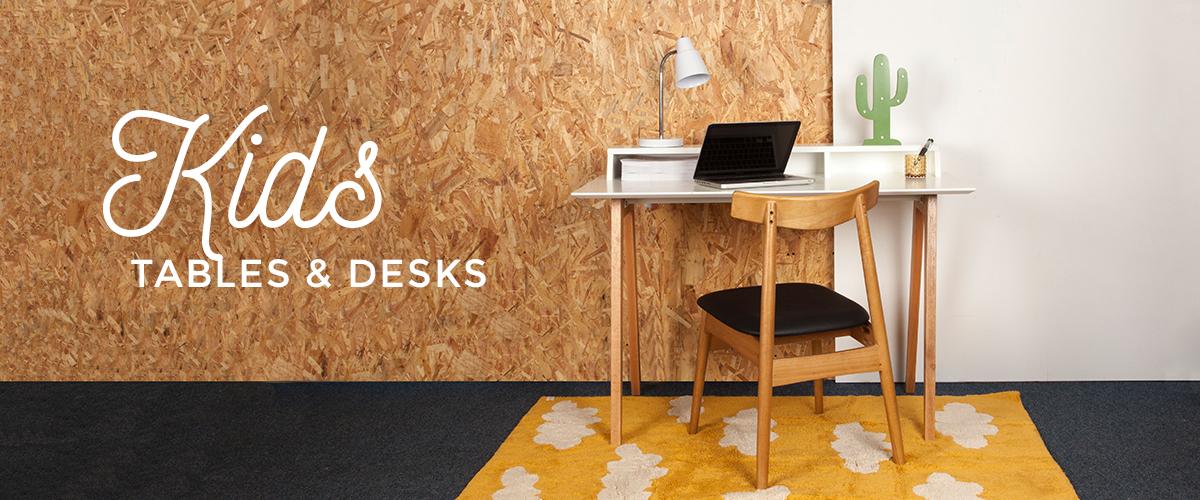 Kids Desks & Tables