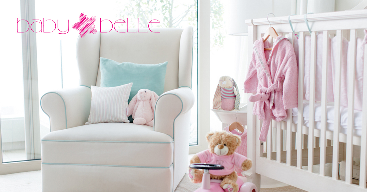 Baby Belle Nursery Furniture