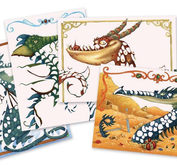 Foil Art Guild the Dragons