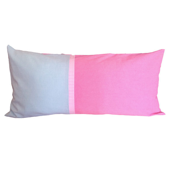 Foxy Pink Toddler Pillow