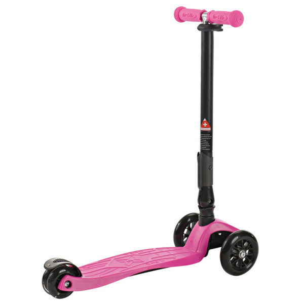 Maxi Foldable Scooter Pink