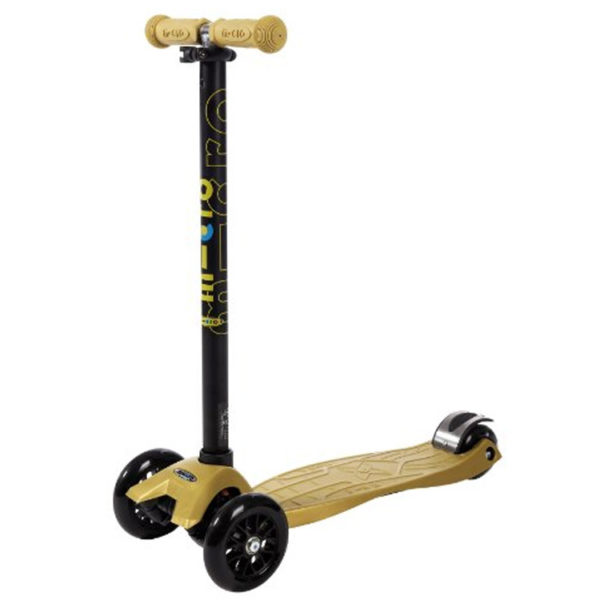 Maxi Foldable Scooter Gold