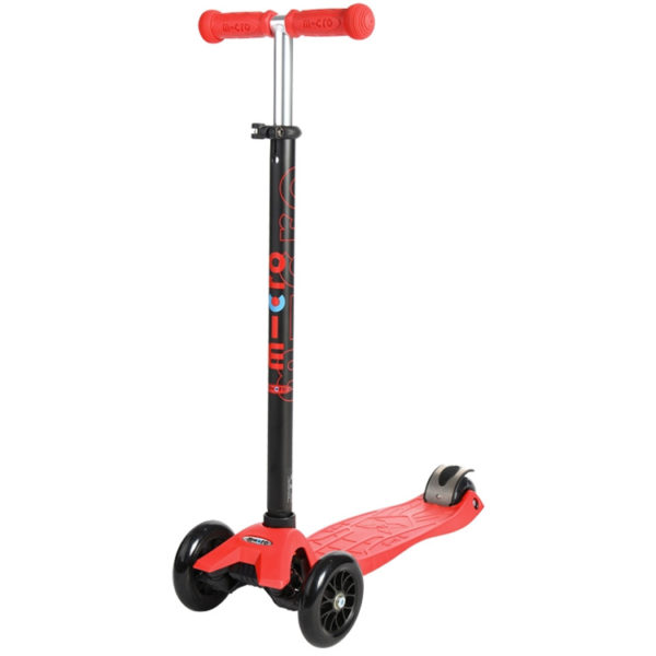 Maxi Foldable Scooter Red