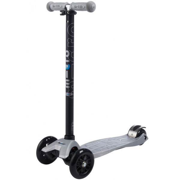 Maxi Foldable Scooter Silver