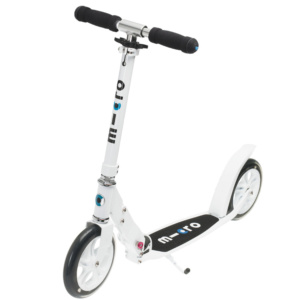 Scooter - Carrera White
