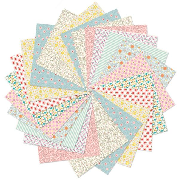 Origami 100 Decorative Sheets