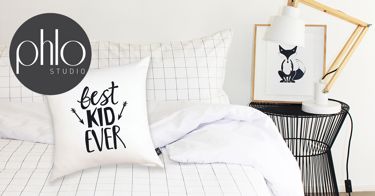 Phlo Studio Kids Bedding & Decor