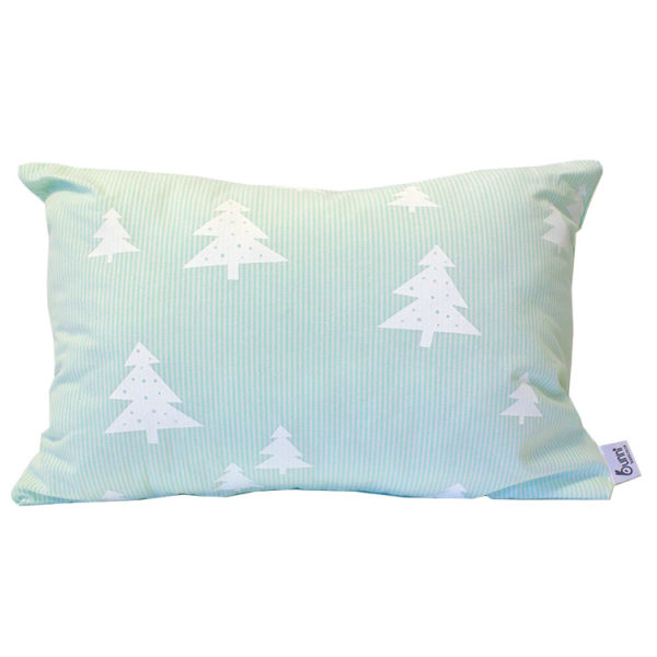 Skandi Mint Toddler Pillow
