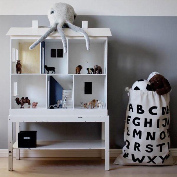 Alphabet Storage Bag 2
