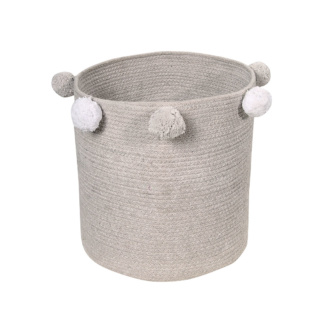 Bubbly Basket - Grey