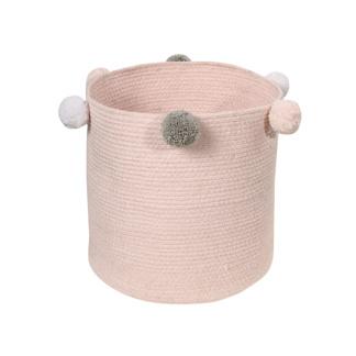 Bubbly Basket - Pink
