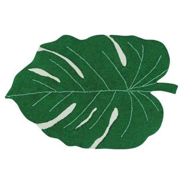 Monstera Leaf Rug