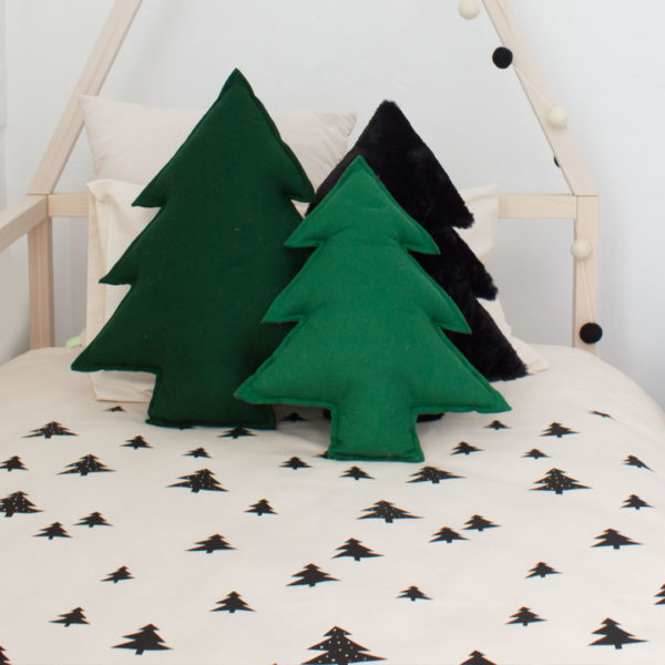 Skandi Pines Natural Duvet Set