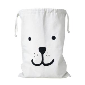 Teddy Fabric Storage Bag