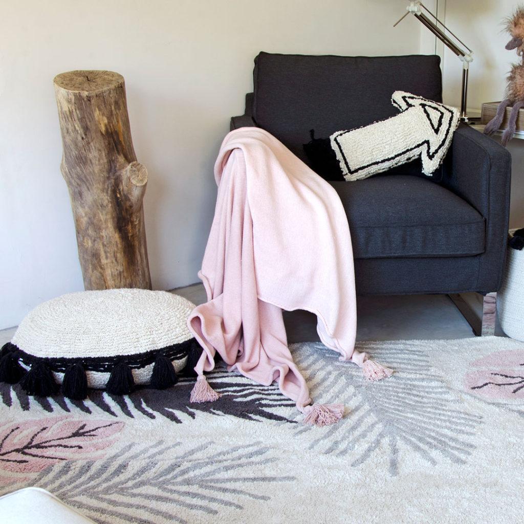 Tropical Pink Rug