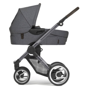 Evo Farmer Travel System - Light Grey