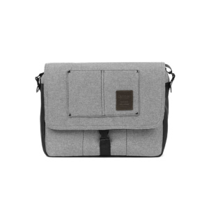 Mutsy Evo Nursery Bag Grey