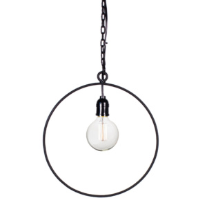 Circle Pendant Hanging Light