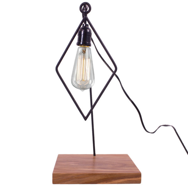 Diamond Desk Lamp