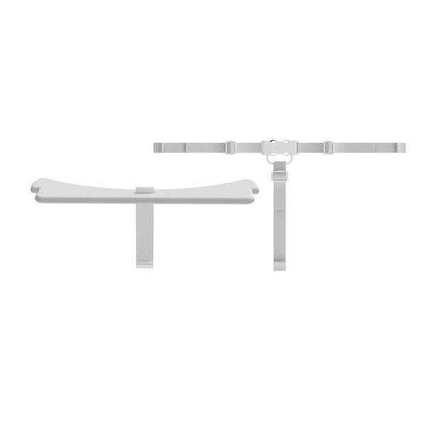 Flexa Safety T-bar and strap white
