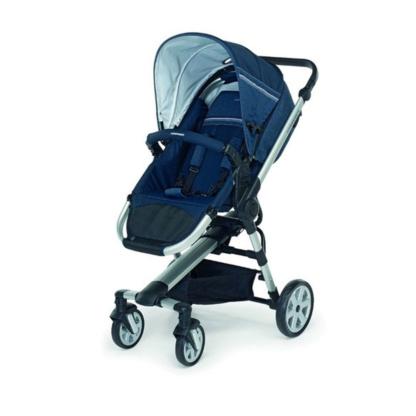 Supertres Travel System - Jeans Blue Stroller