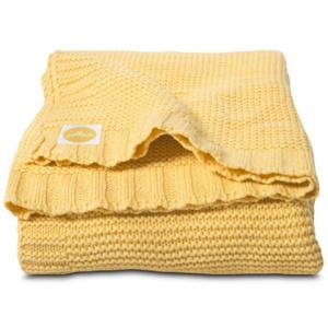 Chunky Knit Yellow 75x100