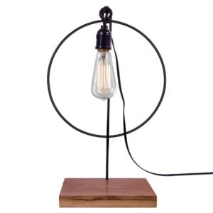 Circle Desk Lamp
