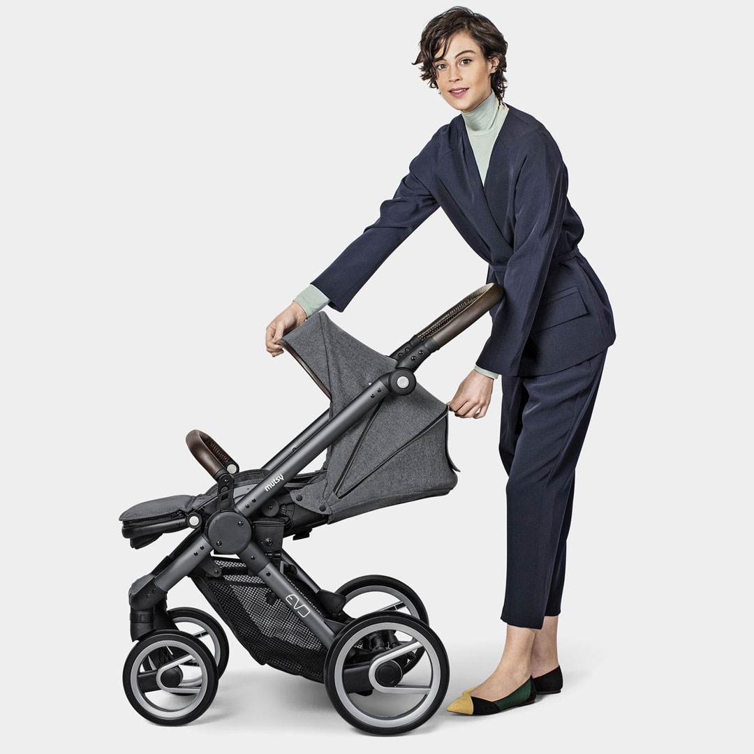 Evo Farmer Travel System Stroller