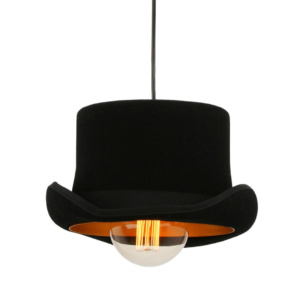 Illumina Square Top Hat Pendant Light