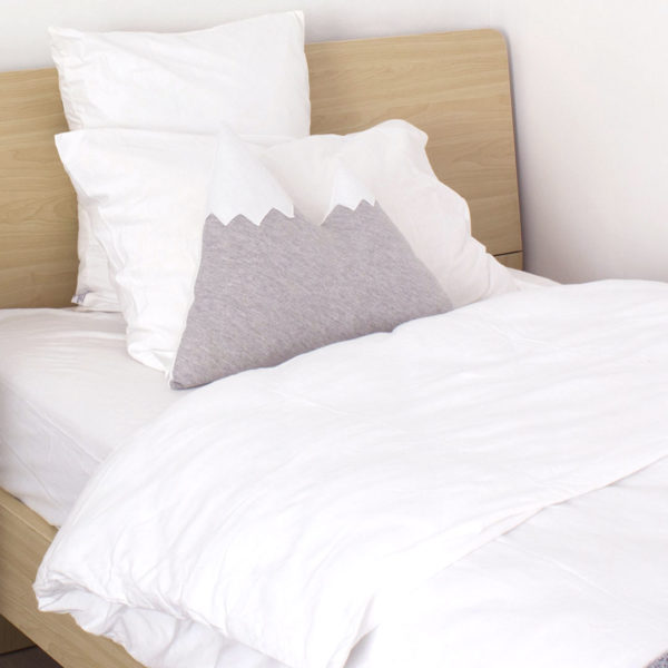 T-Shirt Kids Bedding - white